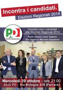 candidati via bologna